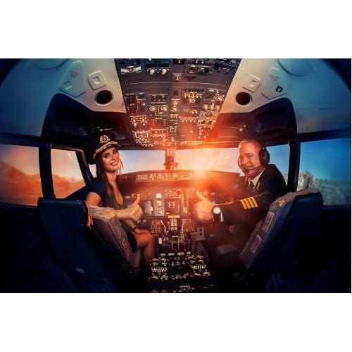 Авиатренажер DreamAero - ваш личный Боинг 737